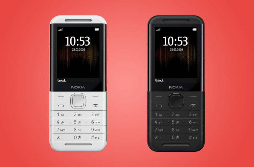 Nokia 5310, el regreso de un clásico