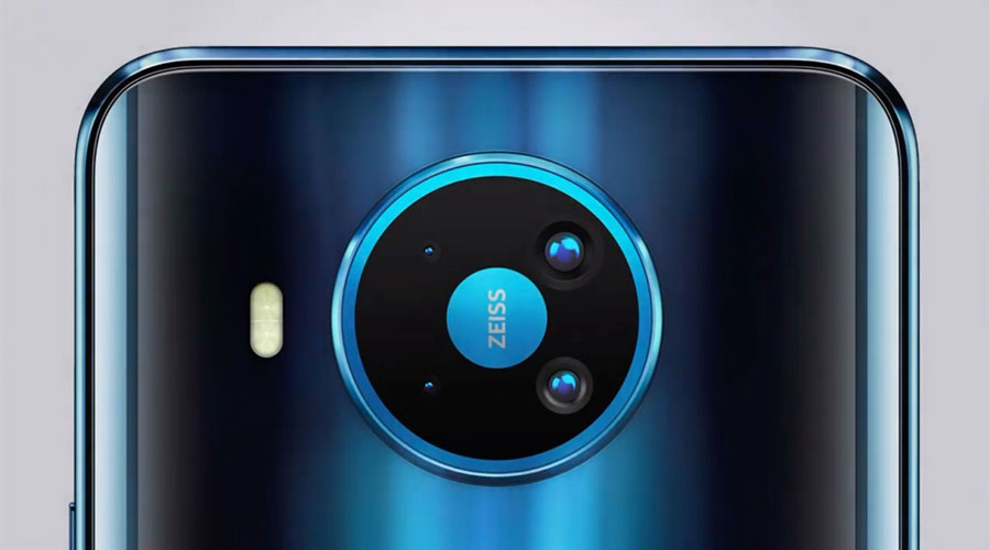 Nokia 8.3 5G - Cámaras