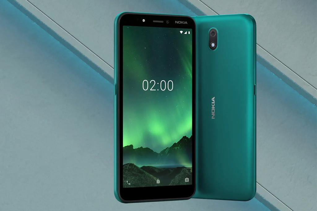 Nokia C2, lo esencial y nada más