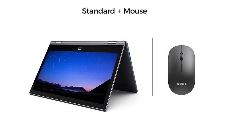 Ordenadores Xidu, tablet