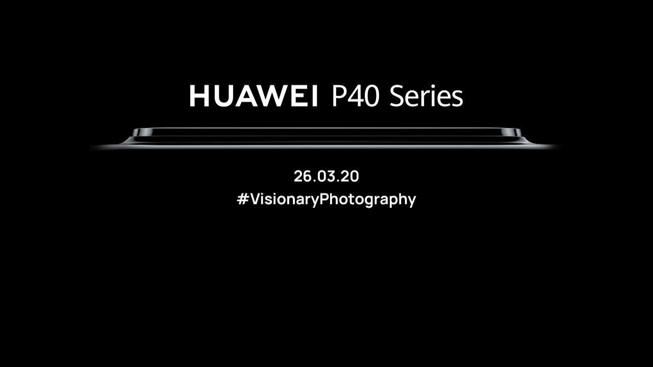 Presentacion del Huawei P40