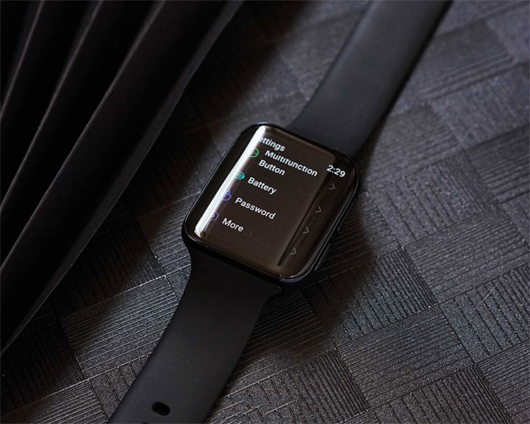 Primera imagen real del Oppo Smartwatch