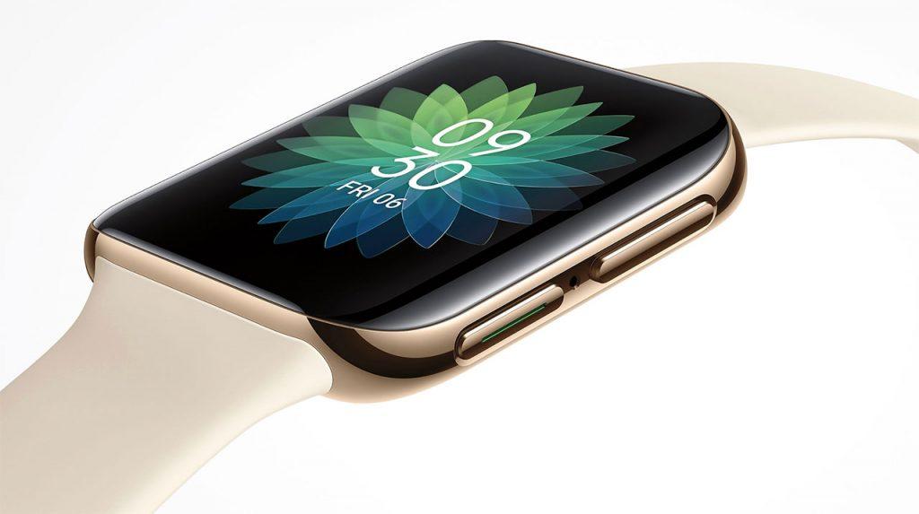 Render del Oppo Smartwatch