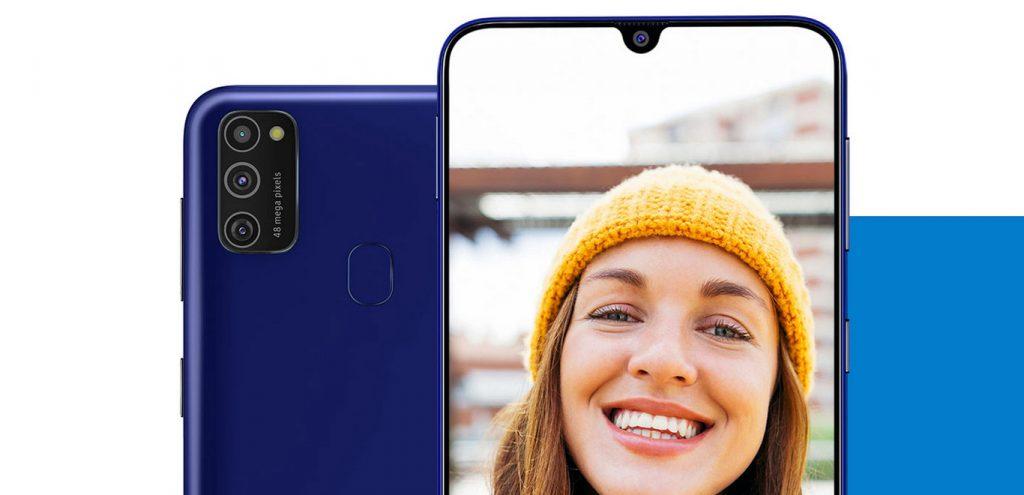 Samsung Galaxy M21 - Cámaras