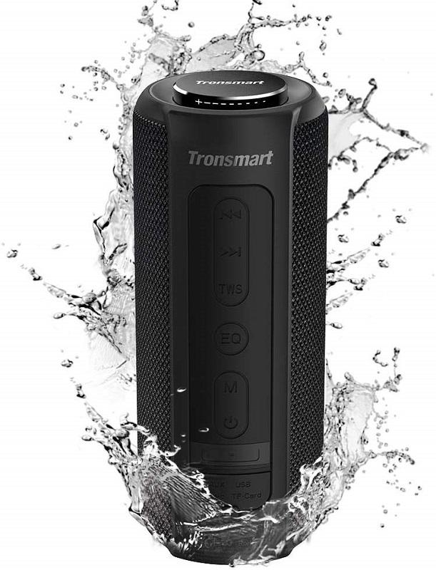 Tronsmart T6 Plus, resistente al agua