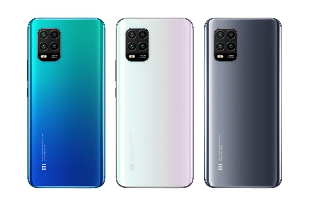 Versiones y precio del Xiaomi Mi 10 Lite