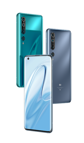 Xiaomi Mi 10 - el flagship vanguardista de Xiaomi