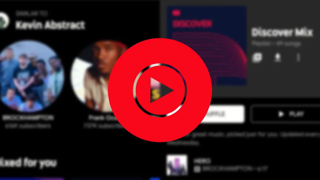 Ya puedes subir tu música a YouTube Music y escucharla donde quieras