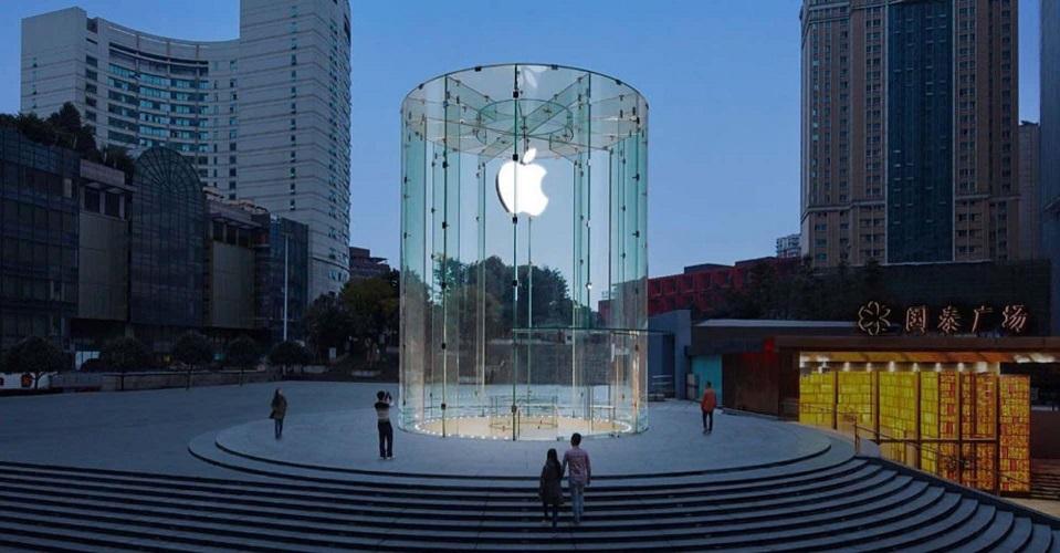 apple store coronavirus