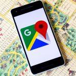 google maps limite velocidad