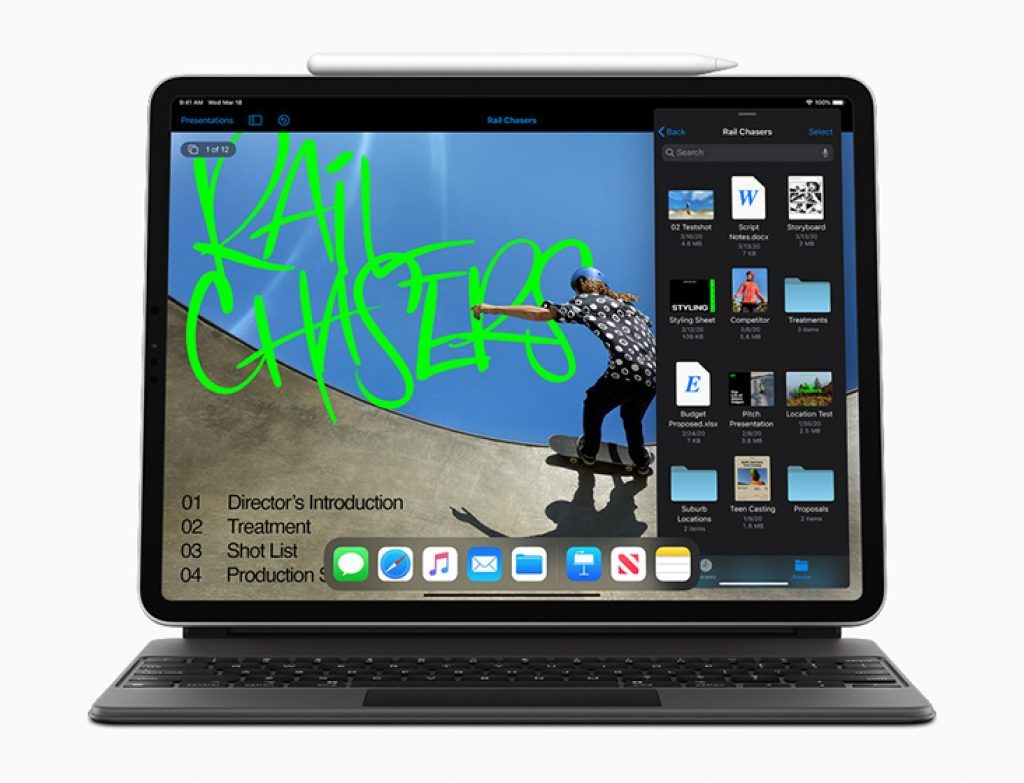 Actualizaciones de iWork para iPadOS e iOS