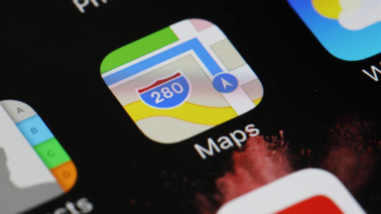 Apple Maps COVID-19