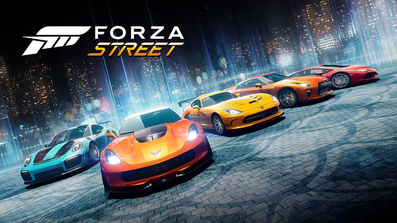Forza Street confirma su llegada a iOS y Android este 5 de mayo