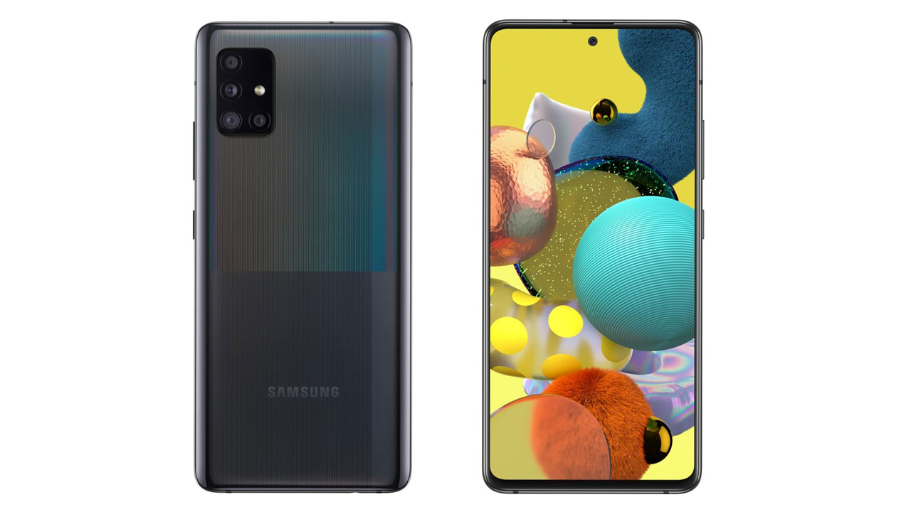 Galaxy A71 5G y Galaxy A51 5G, Samsung anuncia versiones 5G de estos móviles