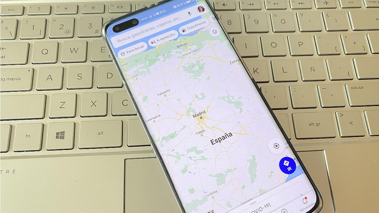 Google Play Services en Huawei P40 Pro