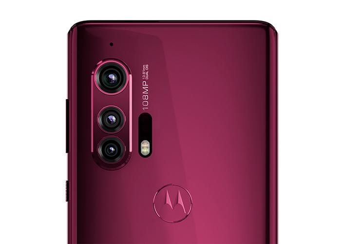 Motorola Edge Plus - Cámaras