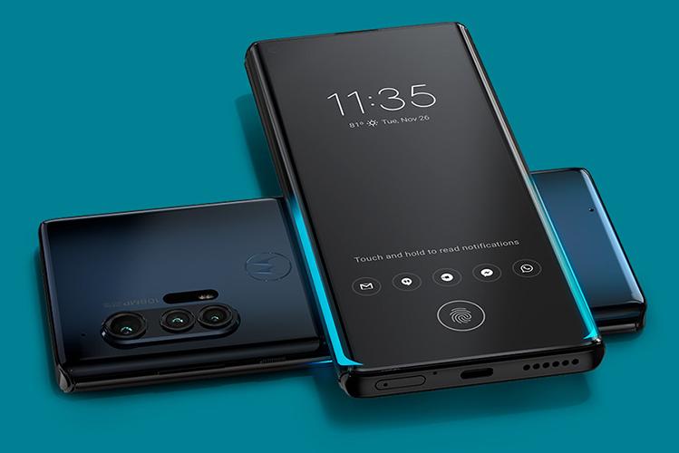 Motorola Edge Plus - Características