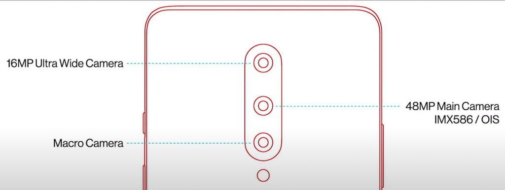 OnePlus 8 - Cámaras