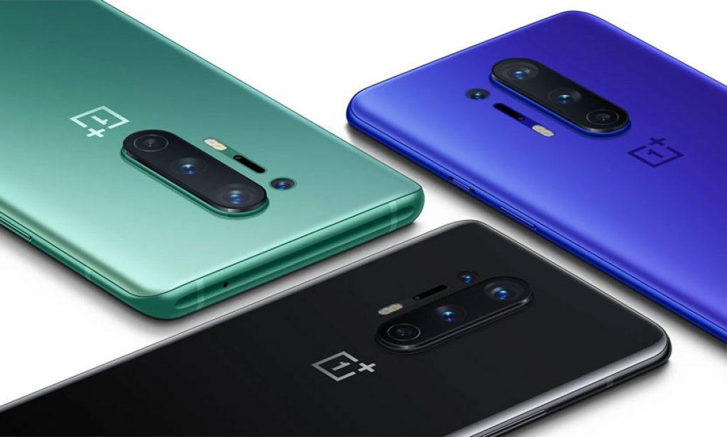OnePlus 8 Pro - Diseño