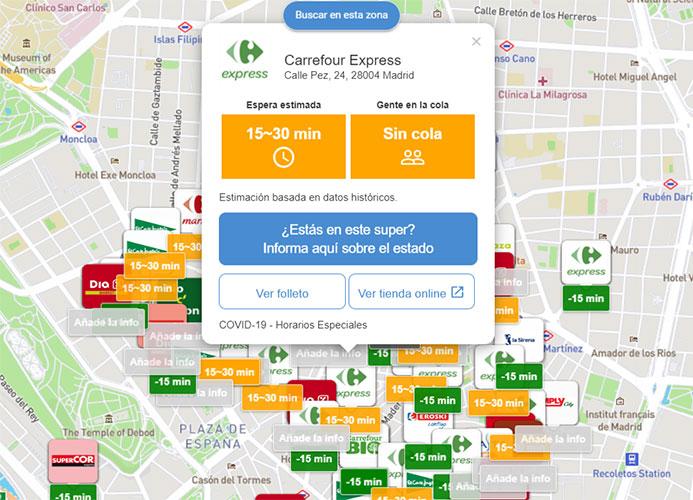 Planifica tus viajes al supermercado con Tiendeo
