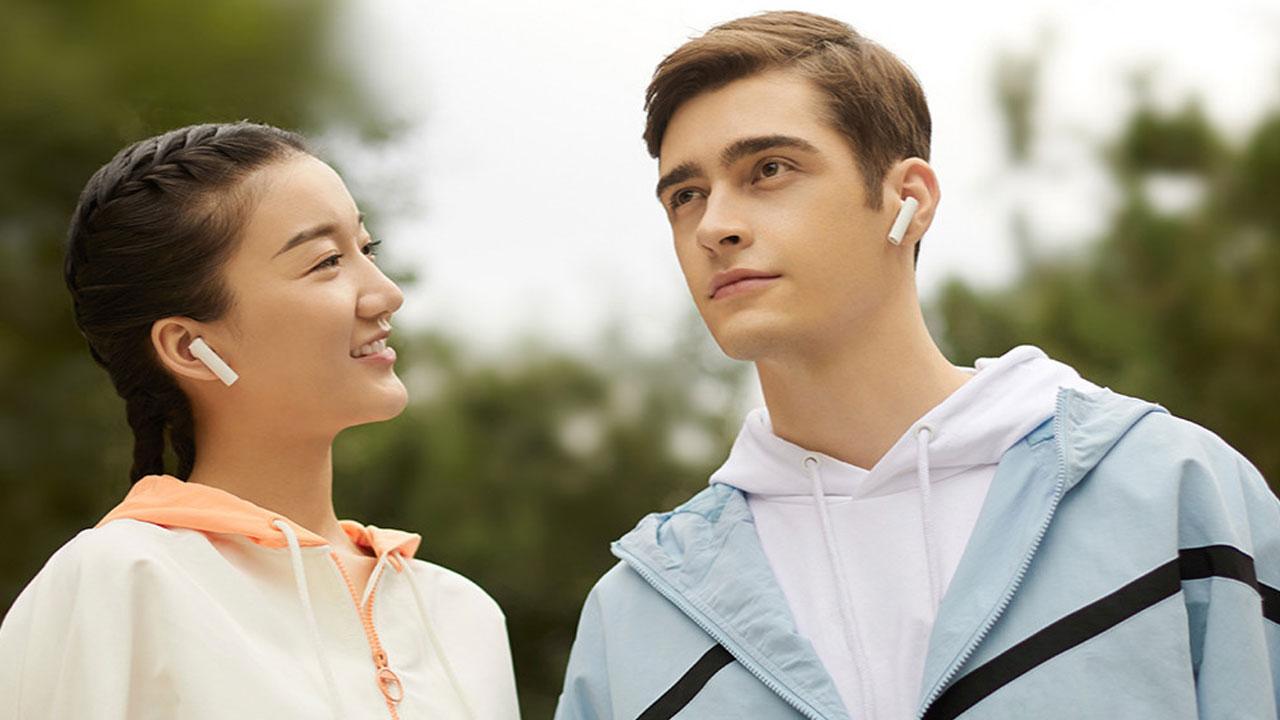 Xiaomi Mi Air 2S TWS - Auriculares inalámbricos con 1 día de autonomía