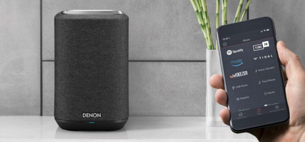 Denon Home 150 - Compatibilidad