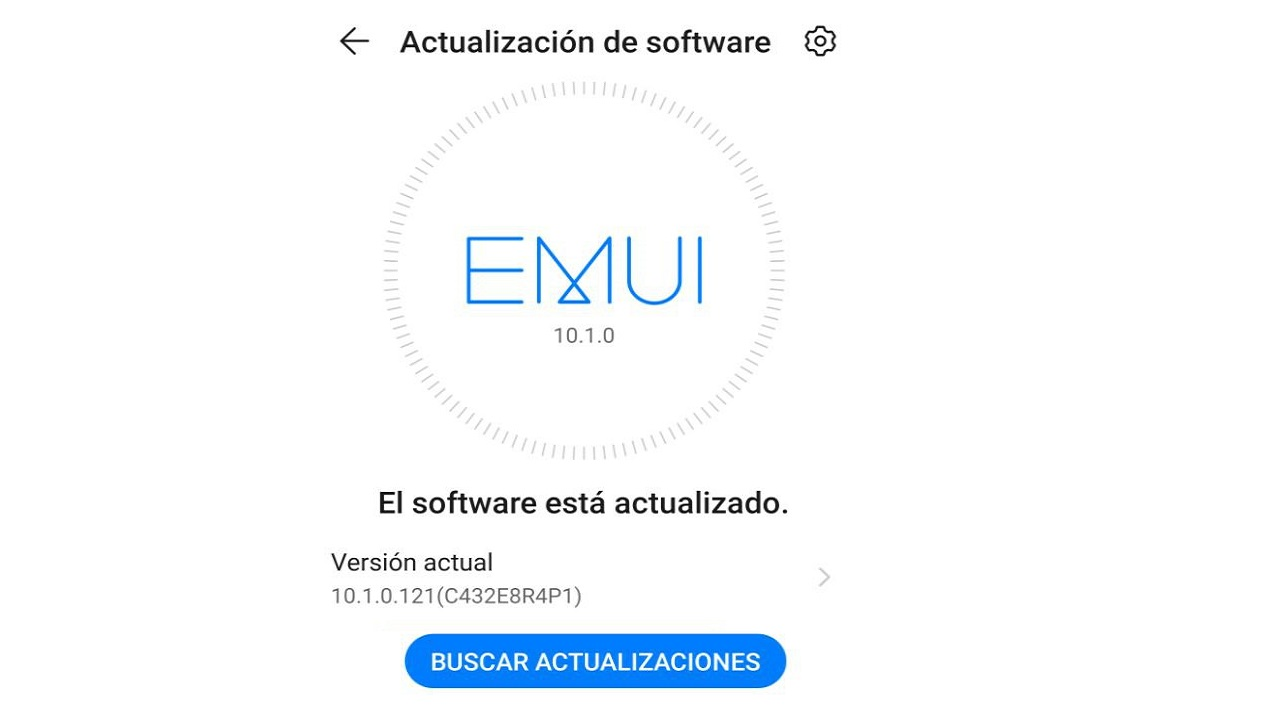 EMUI 10.1.0.121