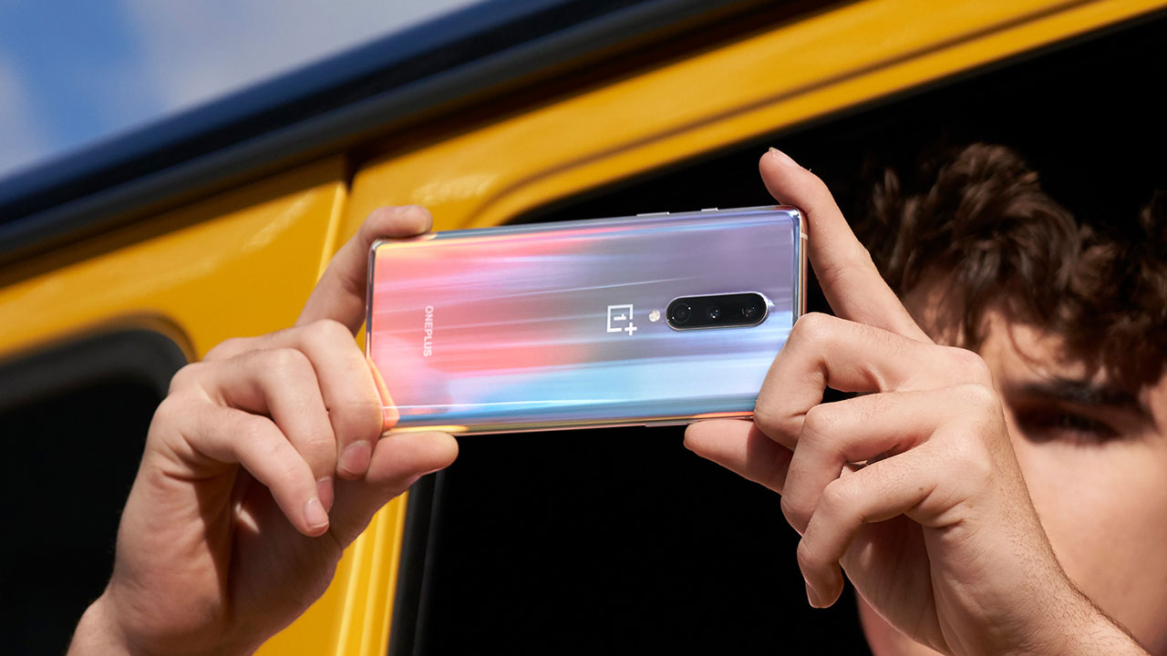 El OnePlus 8 Interstellar Glow ya está disponible para su compra
