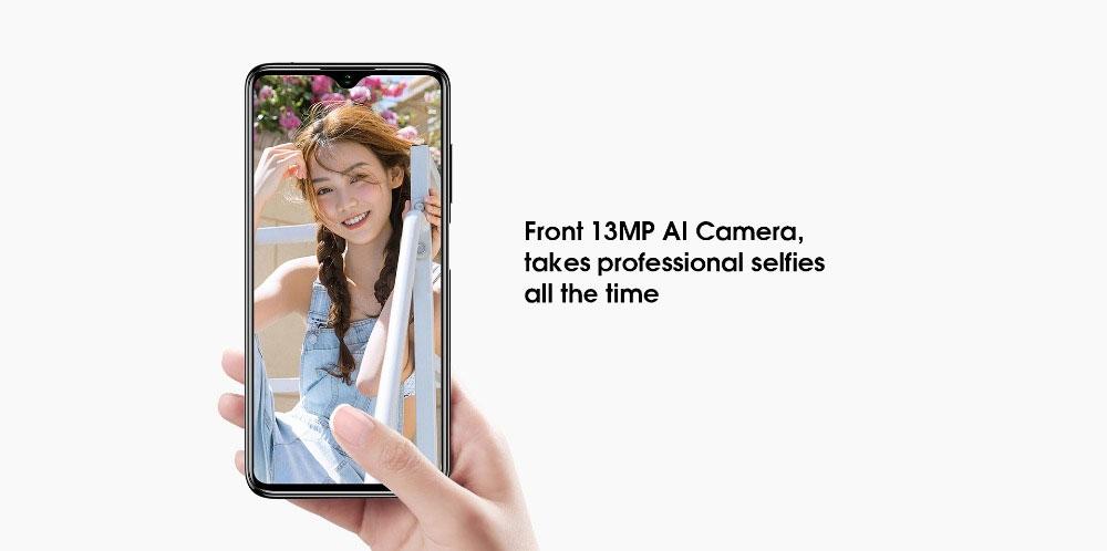 Elephone E10 - Cámara selfie