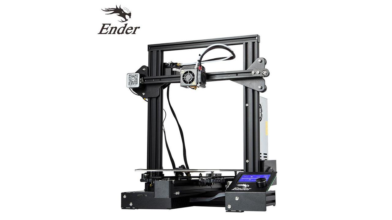 Creality Ender-3 Pro características