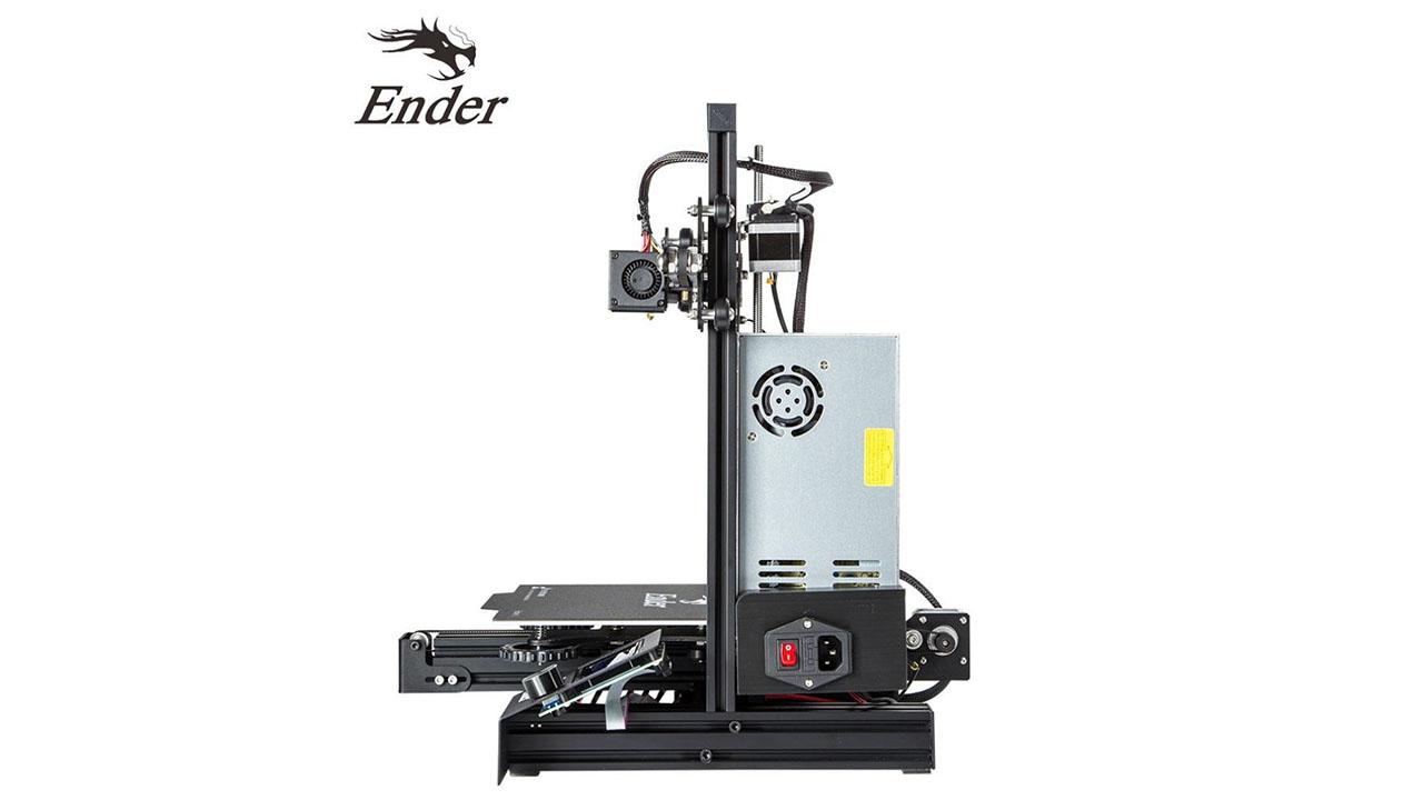 Creality 3D Ender 3 Pro sistema
