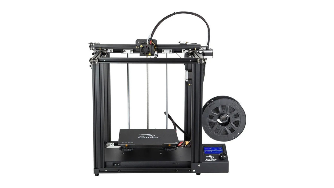 Creality 3D® Ender 5 software