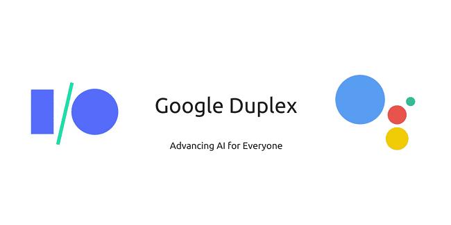 Google Duplex IA