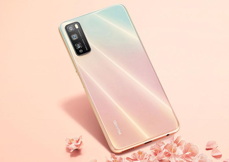Huawei Enjoy Z 5G - Diseño