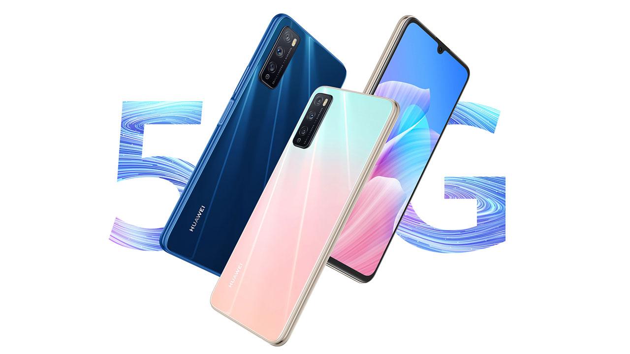 Huawei Enjoy Z 5G, otro gama media que puede presumir de tener 5G
