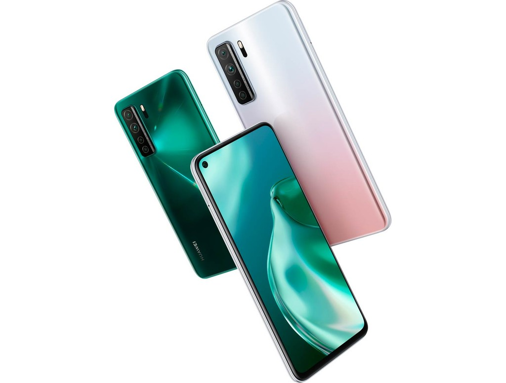 Huawei P40 Lite 5G - Colores