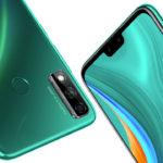 Huawei Y8s, un conocido regresa en una reedición y con servicios de Google