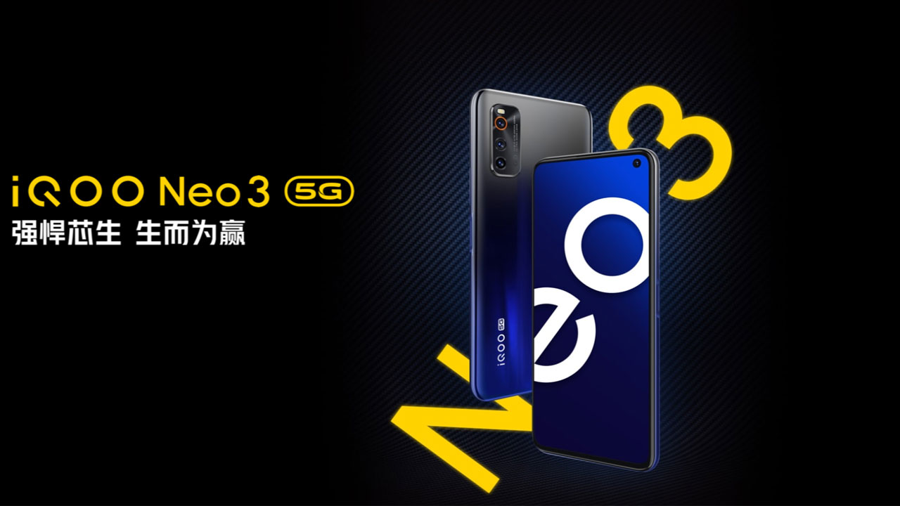 IQOO Neo 3 5G - Destacada