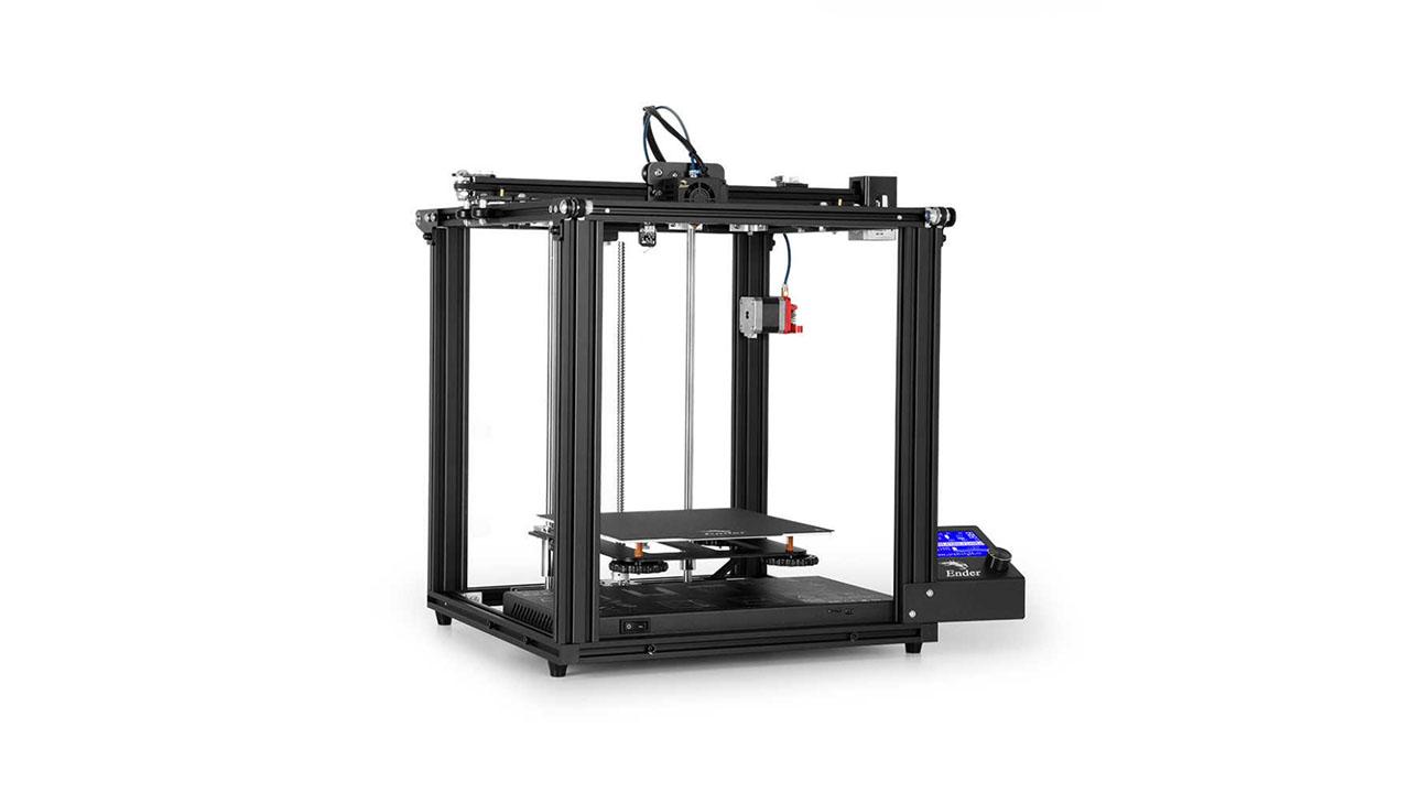 Creality Ender 5 Pro impresión