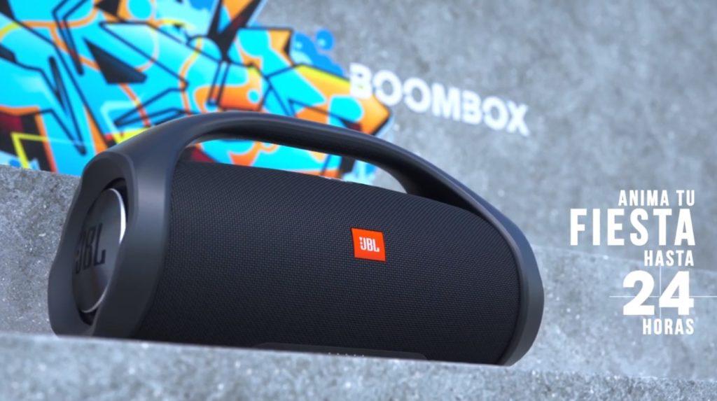 JBL Boombox - Batería