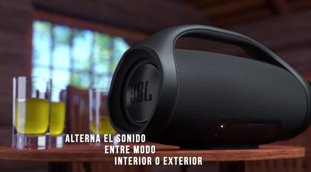 JBL Boombox - Sonido