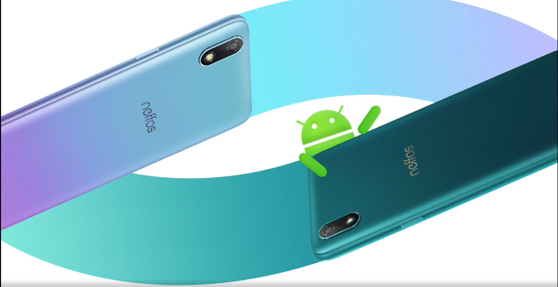 Neffos A5 - Android Go