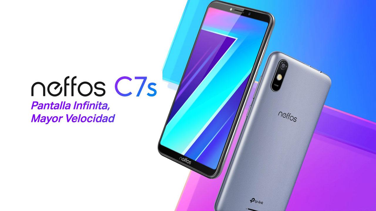 Neffos C7s, una nueva versión todavía más asequible que el original
