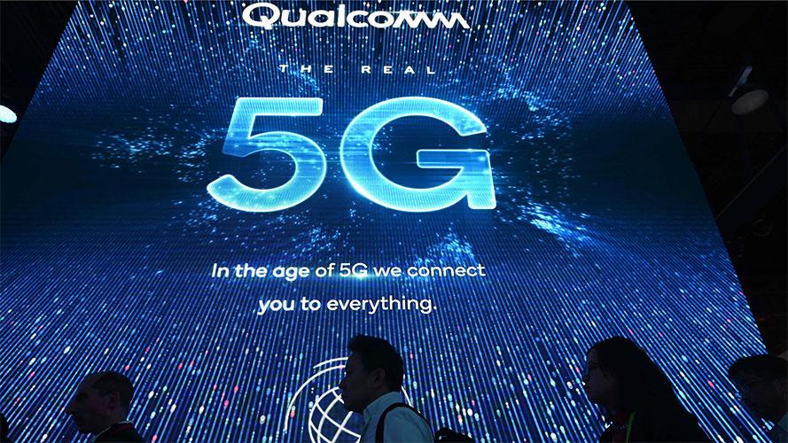 Qualcomm celebra la llegada de la era 5G
