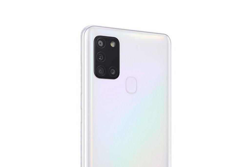 Samsung Galaxy A21s - Cámaras