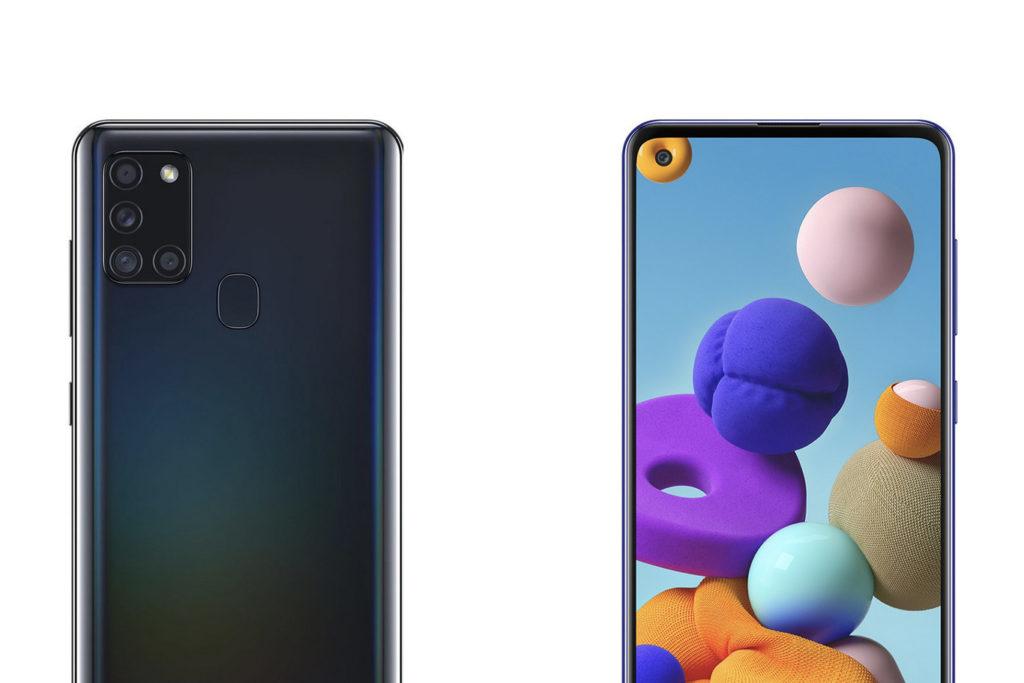 Samsung Galaxy A21s - Pantalla