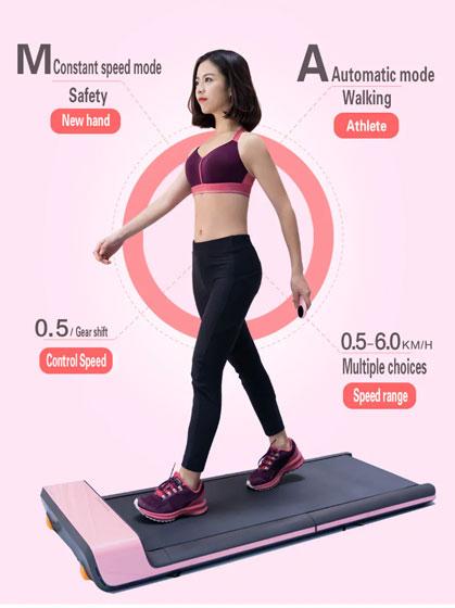 Walkingpad P1 - Características