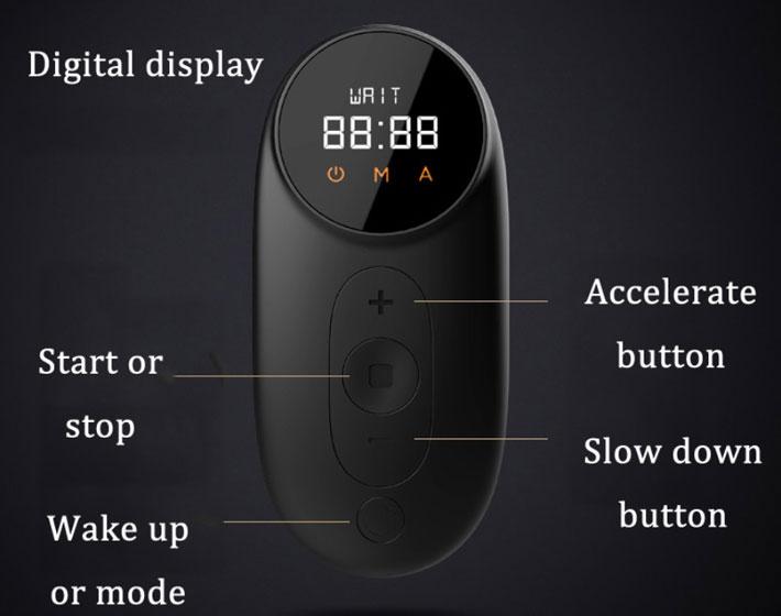 Walkingpad P1 - Control remoto