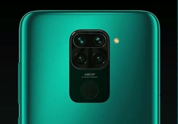 Xiaomi Redmi Note 9 - Cámaras