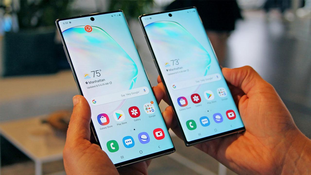 ¿Cuánto cuesta reparar la pantalla de un Galaxy Note en 2020